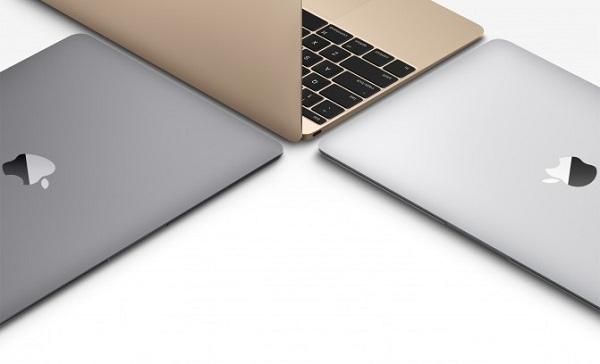 Ba màu của Macbook Air Retina 12 inch 2015
