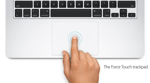 Force Touch Macbook Pro Retina MF839 (13.3 inch, Early 2015)