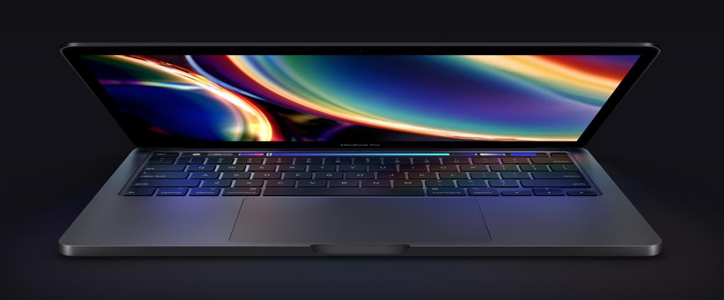 nang cap MacBook Pro 2020