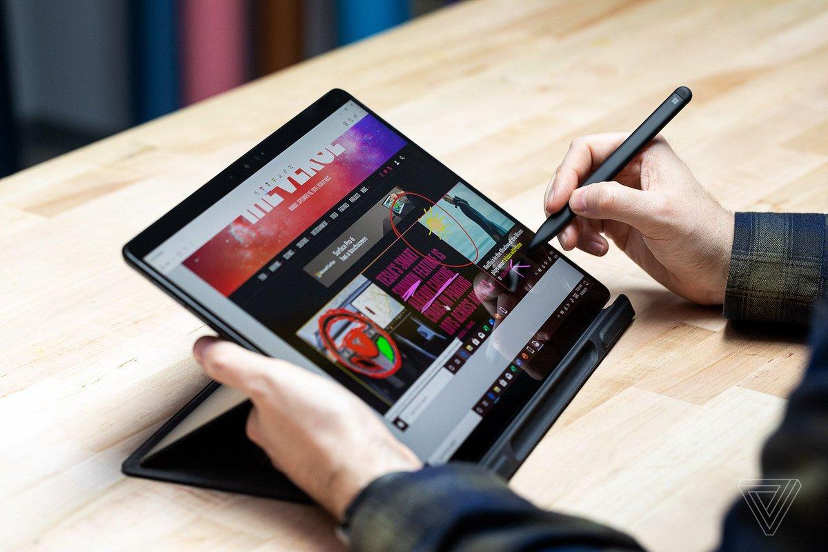 Surface Pro 7 mới