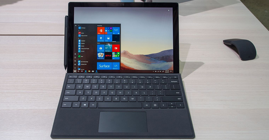 Surface Pro, Surface Pro 7