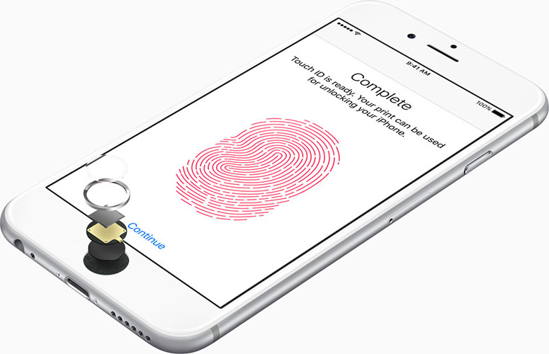 Touch ID iPhone 6S 16GB