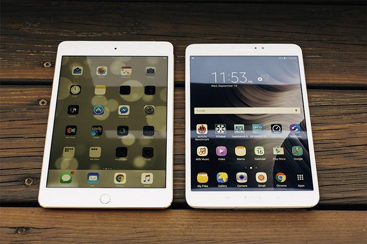 Hệ điều hành iPad Mini 4