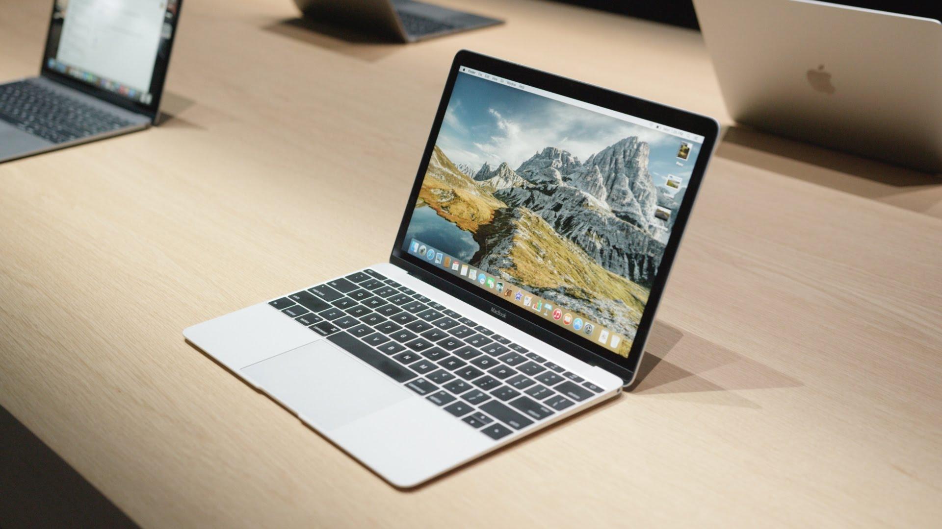 The New Macbook, Macbook 12 inch