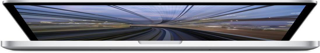 Macbook Pro Với Công Nghệ Flash Siêu Tốc