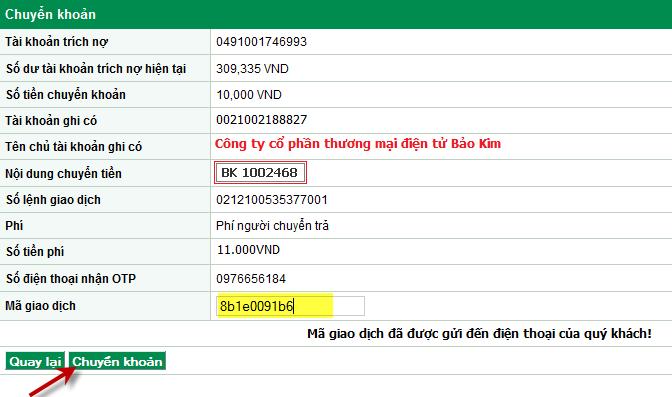 Làm thế nào để kiểm tra chi nhánh tài khoản Vietcombank ...