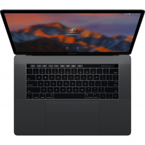 MPTT2, Macbook Pro 2017 15 inch SSD 512GB TouchBar