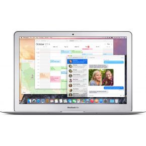 Macbook Air 13 inch-MD761 i7 8GB 97%
