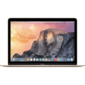 Macbook Air Retina MK4M2 (12 inch, Early 2015, Gold)