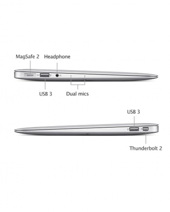 Macbook Air MJVE2 (13.3 inch, Early 2015) - hình 3
