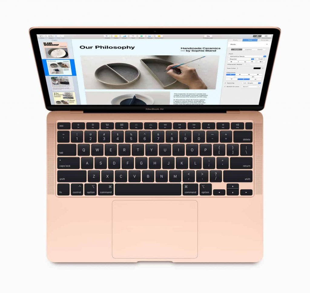 Force Touch Macbook