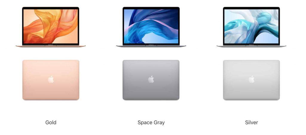 Macbook Air 13 inch 2020