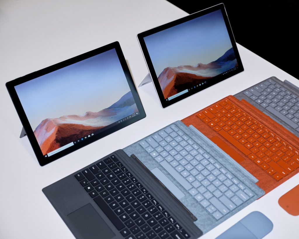 phụ kiện surface pro 7