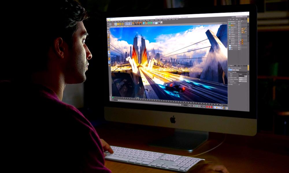iMac 2020 27 inch