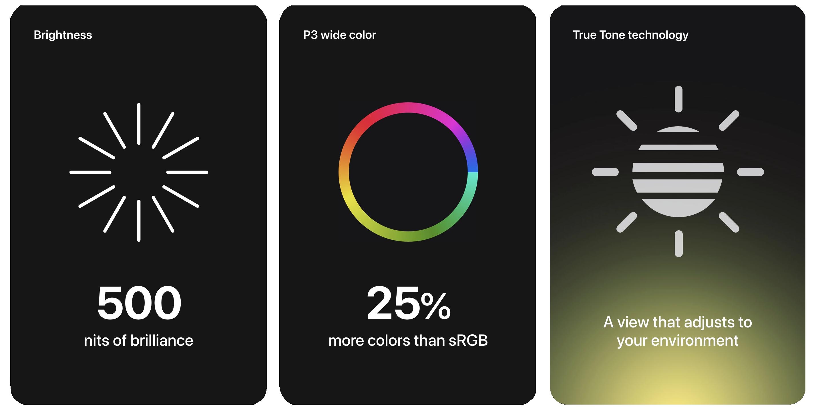 Display macbook pro m1
